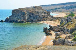 Генеральские пляжи Крыма