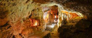 Мраморные пещеры Крыма